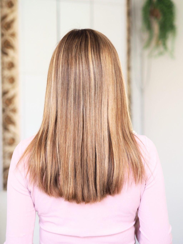 brunetesta blondiksi
