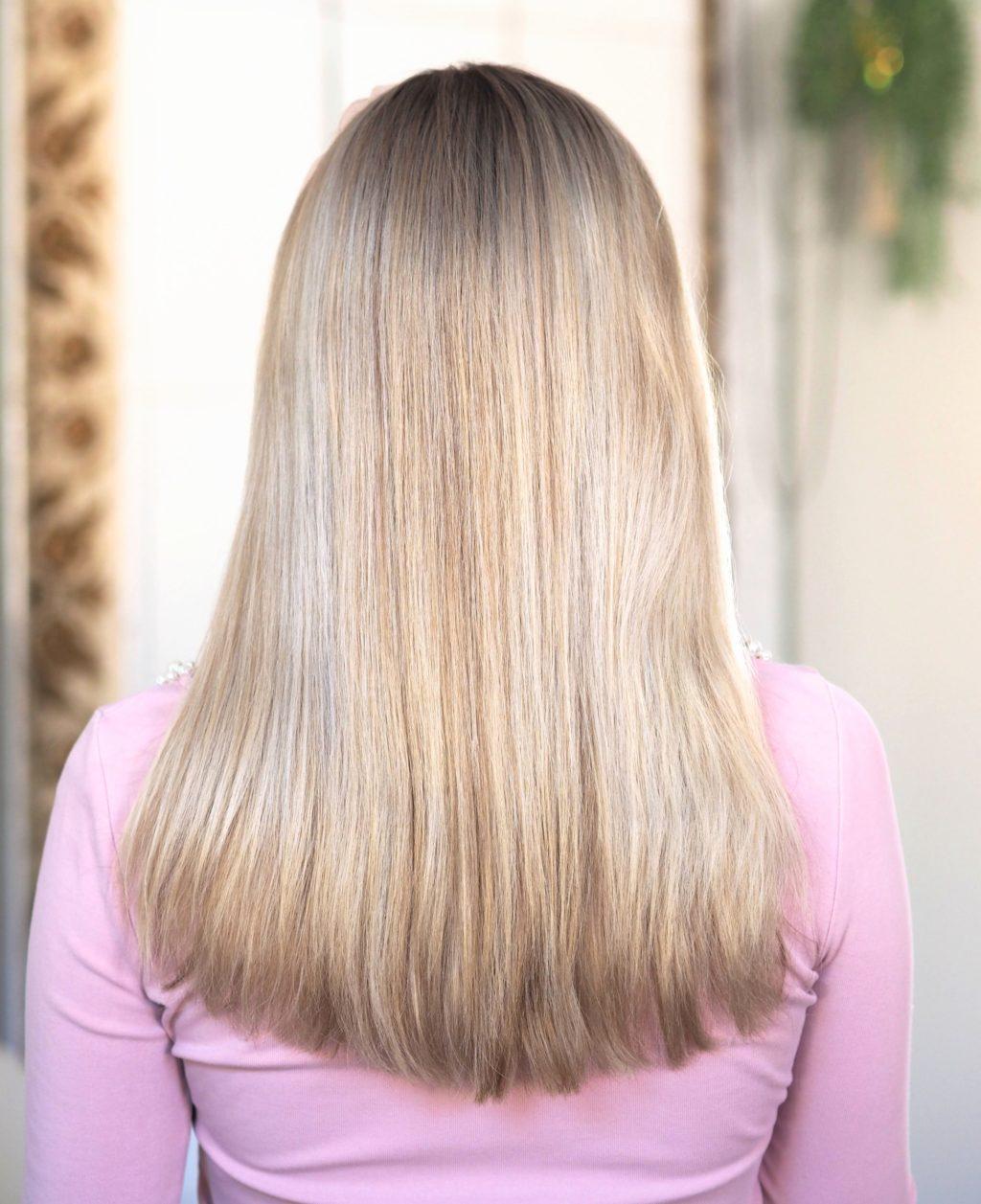 Hiusten vaalennus