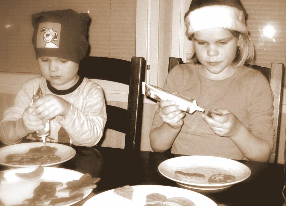 joulukorttikuvat lapsista