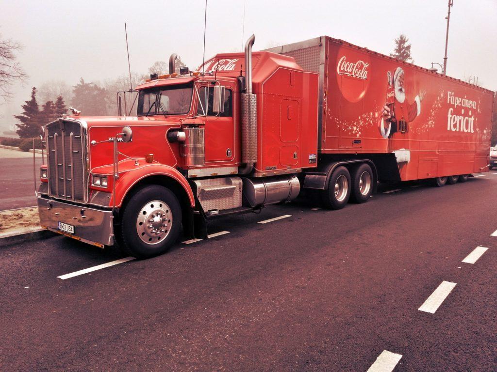 Coca-Cola joulurekka