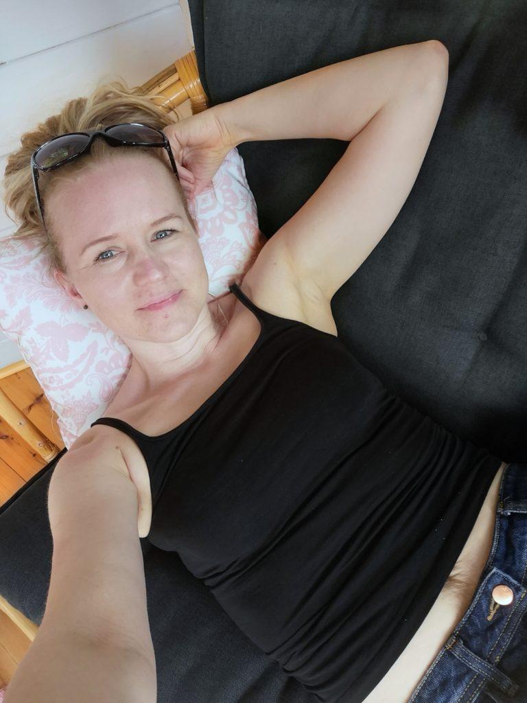 synnytyksen jälkeen