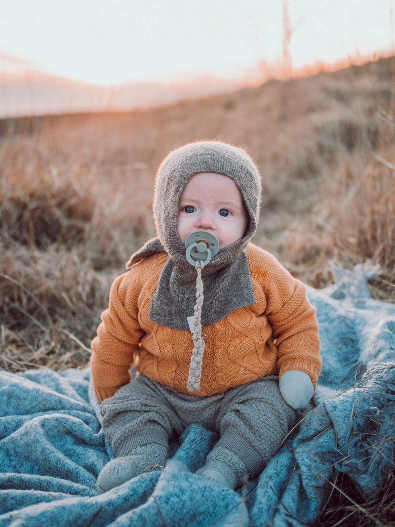Kuukauden Ikäinen Vauva