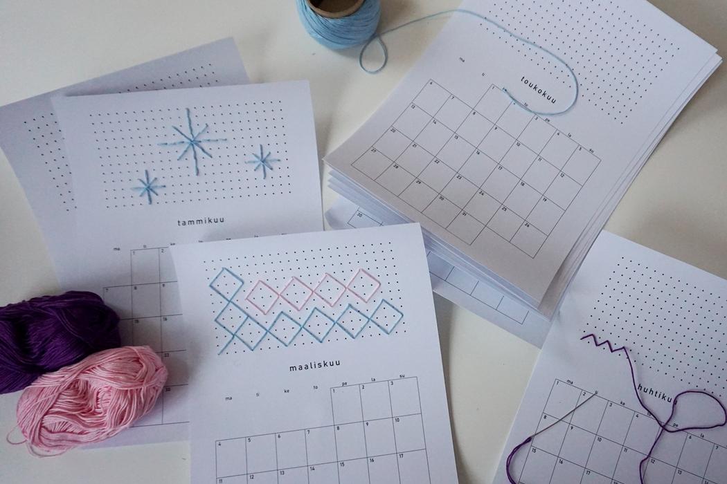kirjontakalenteri