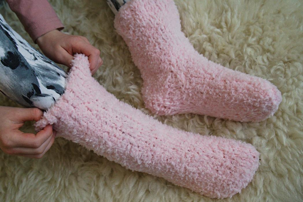 pehmoiset sukat