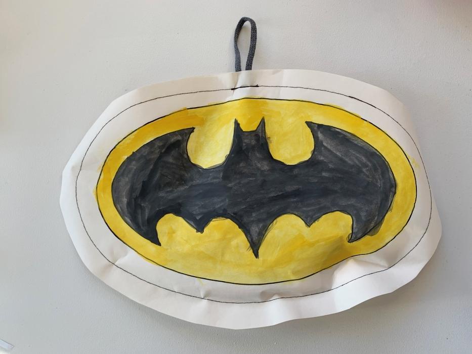 Batman-piñata