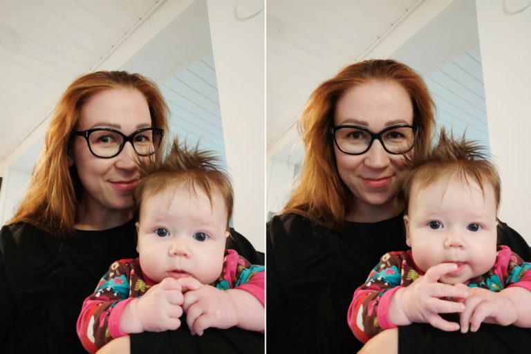 Maitoallergia Vauvalla
