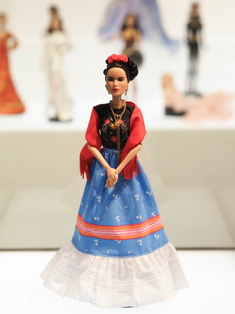 barbie museo