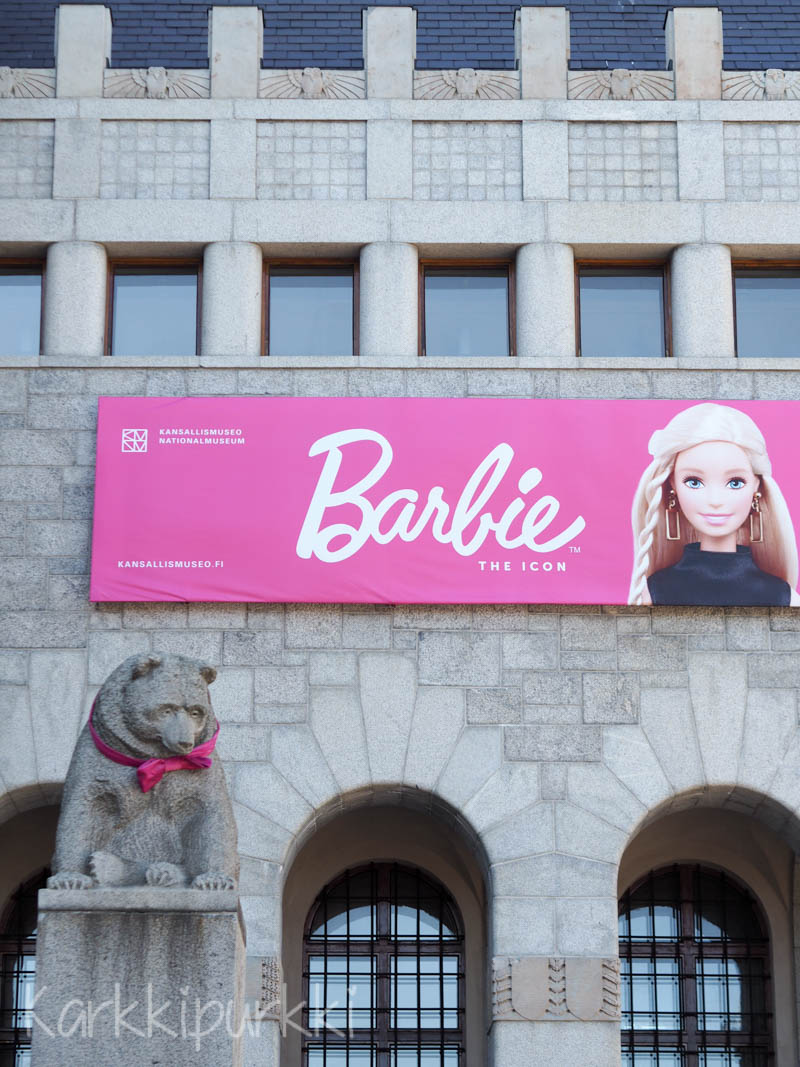 barbie näyttely museo
