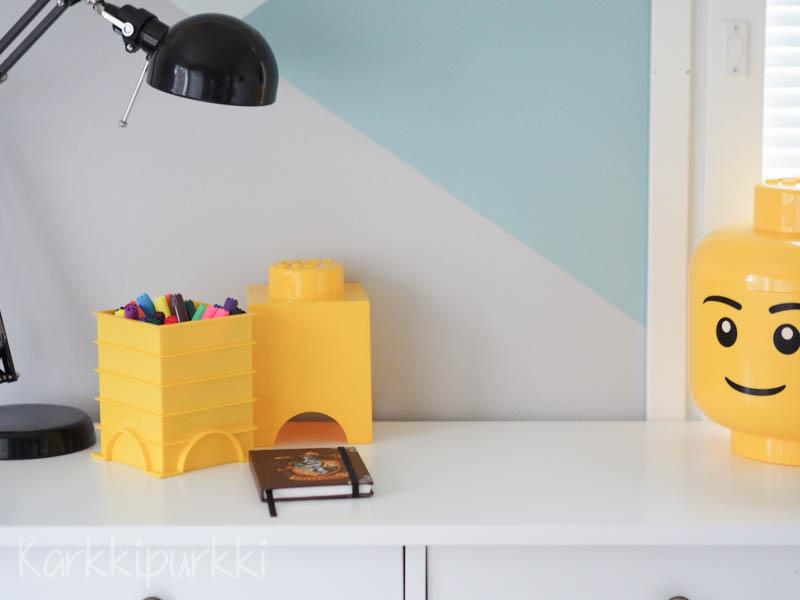veke lastenhuoneen sisustus