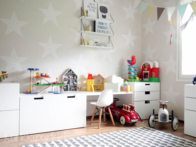 blogi lastenhuone