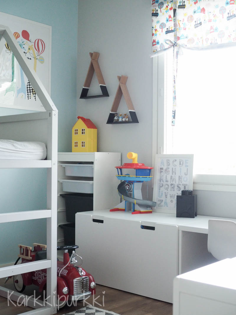 lastenhuoneen sisustus blogi