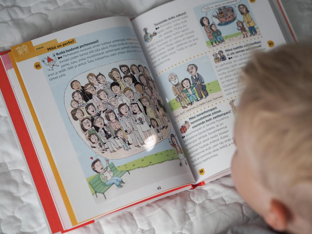 lasten suuret kysymykset kirja