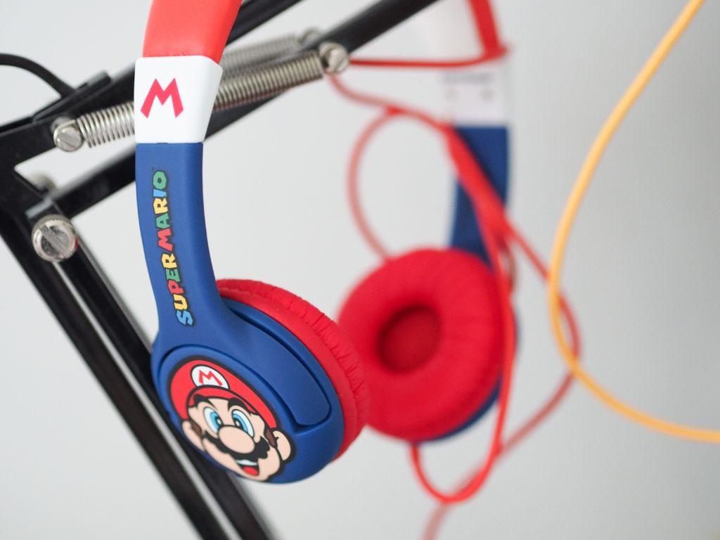 super Mario kuulokkeet